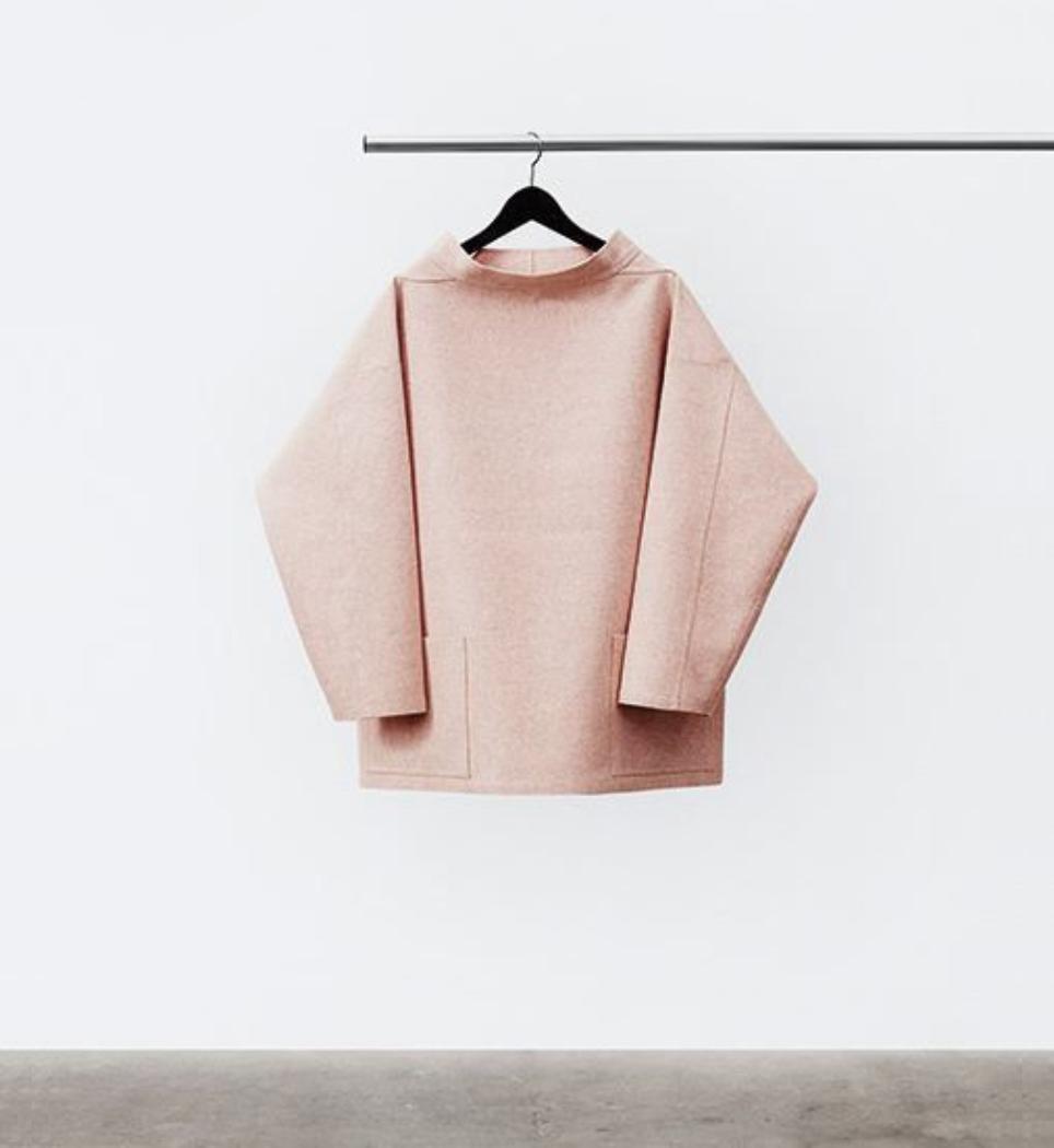 Minimal Winter Women Coat